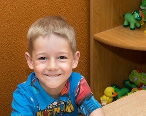 Развивающие занятия для детей 3-4 лет в БИГ БЕН