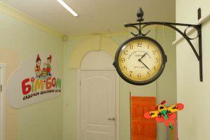 Фото коридора в детском саду БИМ БОМ